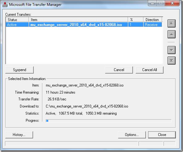 Exchange2010-Download
