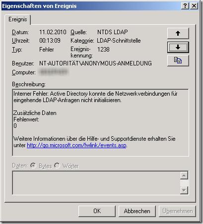SBS2003-Exchange-Dienste-starten-nicht-02