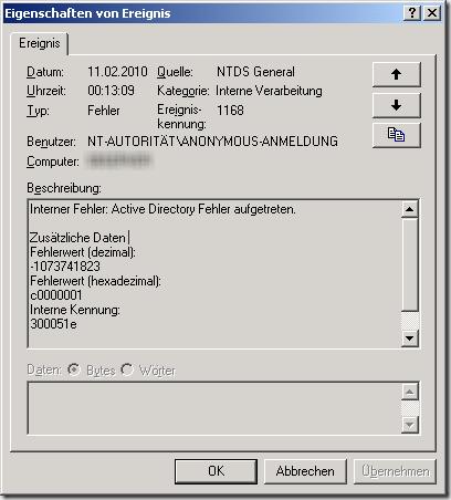 SBS2003-Exchange-Dienste-starten-nicht-04