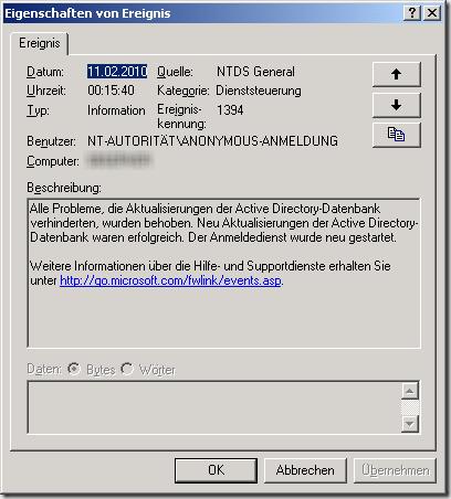 SBS2003-Exchange-Dienste-starten-nicht-05