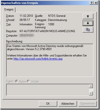 SBS2003-Exchange-Dienste-starten-nicht-08