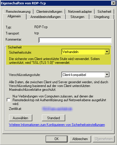Remote Desktop – Technikblog