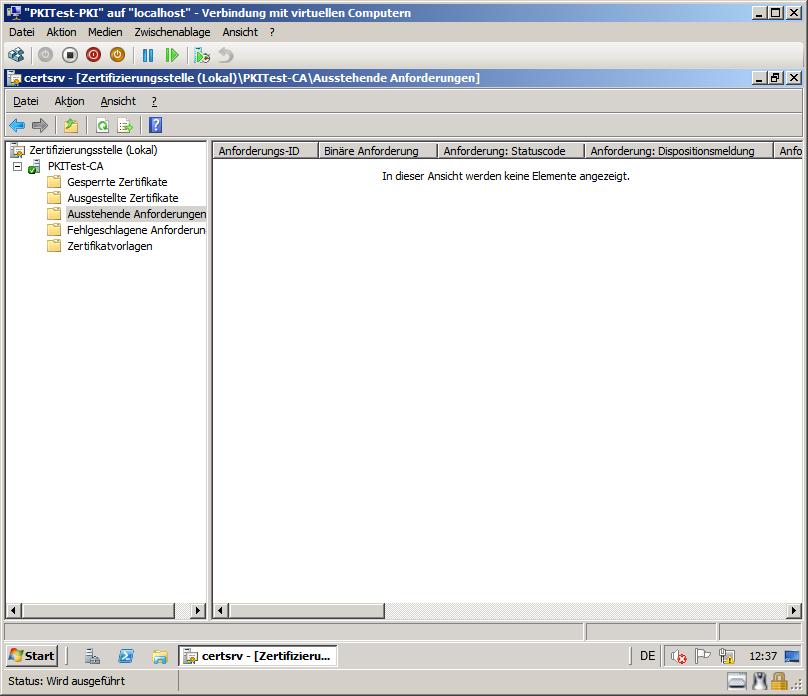 Abbau einer Windows Server 2008 R2 PKI – Technikblog