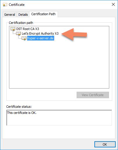 Probleme mit Let\'s Encrypt Zertifikat auf Android Handys – Technikblog